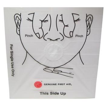 CPR Face Shield, UPC :707708002625