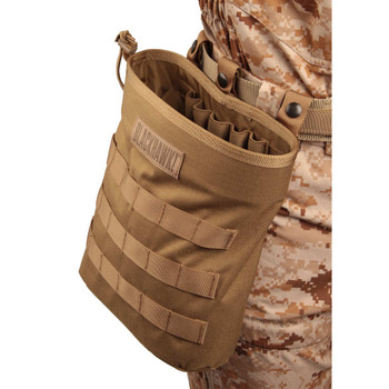 Roll-up MOLLE Dump Pouch, UPC :648018180385