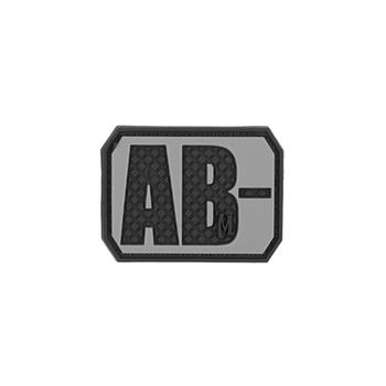 AB- NEG Blood Type Patch, UPC :846909013105