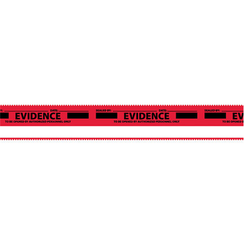 SEALED EVIDENCE TAPE-ROLL, UPC :844272001095