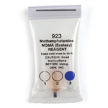 METHAMPHETAMINE REAGENT BOX-10, UPC :844272000425
