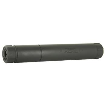 "Advanced Armament Corp Ti-Rant 45M, 45ACP, 578""-28, Pistol Suppressor, Black Finish 64110, UPC :847128009573"