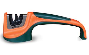 AccuSharp AccuSharp Pull-through Knife Sharpener, Orange/Green 039C, UPC : 015896000393
