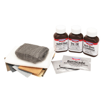Birchwood Casey Tru-Oil Maintenance Kit, Stock 23801, UPC : 029057238013