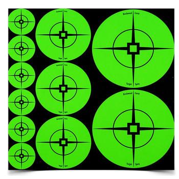 B/C TARGET SPOTS GREEN ASSORTMENT UPC: 029057339383