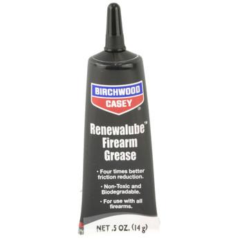 Birchwood Casey Renewalube Grease Paste, .5oz, Tube, 6 Pack 45115, UPC : 029057451153