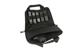 """BLACKHAWK! Gun Rug Pistol Pouch, 12""""X8"""", Black 61GR01BK, UPC :648018008603"""
