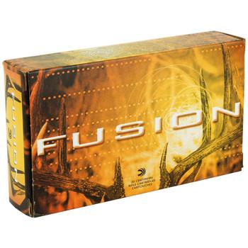 Federal Fusion, 308WIN, 150 Grain, Boat Tail, 20 Round Box F308FS1, UPC : 029465097943