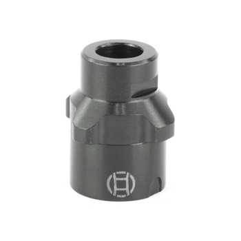 Gemtech 22 QDA Thread Mount, 22LR, Includes Only the Mount For the Host Weapon, Black Finish 12202, UPC :609224346873