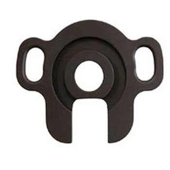 GG&G, Inc. Ambidextrous Single Point Sling Mount, Fits Moss 500/590, Black, HK Hook GGG-1293, UPC :813157002953