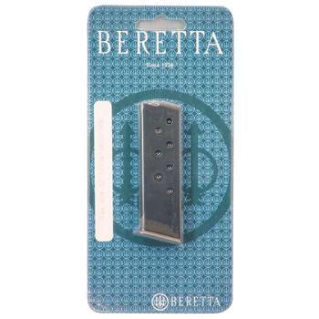 Beretta Magazine, 25 ACP, 8Rd, Fits Model 21, Blue Finish JM25, UPC : 082442012483