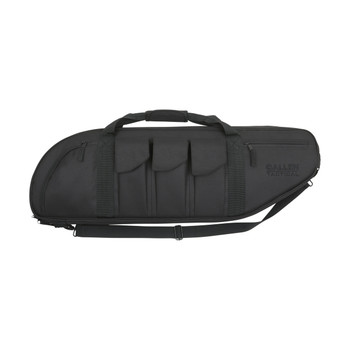 "Allen Battalion Tactical Single Rifle Case, 34"", Polyester, Black Finish 10927, UPC : 026509109273"