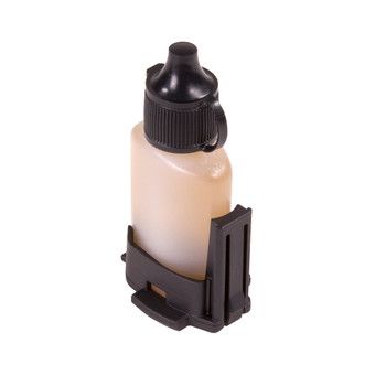 Magpul Industries 1/2 OUnce Lubrication Bottle Grip Core, Fits MIAD Gen 1.1, Black MAG059-BLK, UPC :840815100263