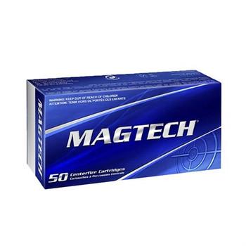 Magtech Sport Shooting, 9MM, 124 Grain, Full Metal Case, 50 Round Box 9B, UPC :754908115013