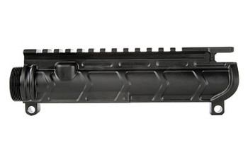 Bootleg Complete Upper Receiver For AR 15, Lightweight, Black Finish, 6.2oz BP-UR, UPC :864737000203