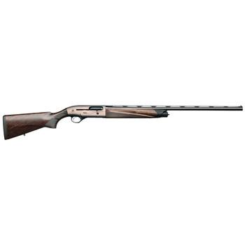 "Beretta A400 Action, Semi-Automatic, 12 Gauge, 26"" Black Steelium Barrel, Bronze Receiver, Micro Core Recoil Pad, Optima Choke, Walnut Wood Stock, 2 Rounds J40AK16, UPC : 082442707693"