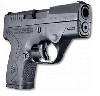 "Beretta NANO, Striker Fired Pistol, Sub Compact, 9MM, 3.07"" Barrel, Polymer Frame, Black Finish, 3 Dot Sights, 2 Magazines, 6 & 8Rd Rounds JMN9S15, UPC : 082442189543"