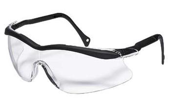 3M/Peltor X-Factor Glasses, Black Frame, Clear Lens 90970, UPC : 078371909703