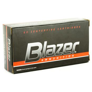 CCI/Speer Blazer, 9MM, 124 Grain, Full Metal Jacket, 50 Round Box 3578, UPC : 076683035783