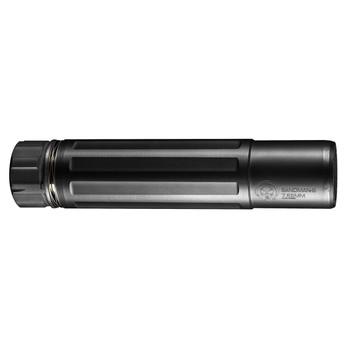 Dead Air Armament Sandman-K, Rifle Suppressor, 7.62MM, Stainless Steel, Cerakote Black Finish, Includes Mount SMK762, UPC : 043125910663