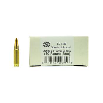 FN America Self Defense, 5.7x28mm, 27 Grain, Lead Free, Hollow Point, 50 Round Box 10700012, UPC :818513002943