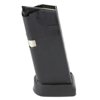 Glock OEM Magazine, 45ACP, 10Rd, Fits GLOCK 30, Finger Rest, Cardboard Style Packaging, Black Finish 3010, UPC :764503300103