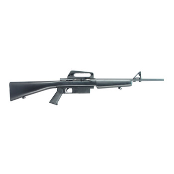 "Armscor M1600 SA, Semi-automatic Rifle, 22LR, 18.25"" Barrel, Black, Synthetic Stock, Adjustable Sights, 10 Rounds 51111, UPC :4806015511113"