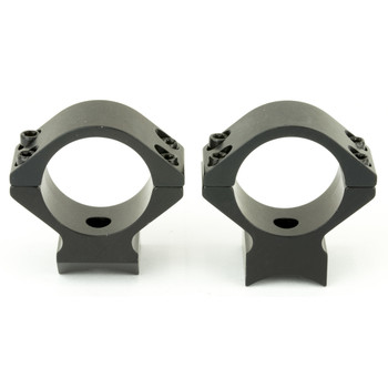 """Barrett Fieldcraft, Rings Manufactured by Tally, 1"""" Low, Black Finish, Fits Barrett Fieldcraft Rifle Only, Does not fit Magnum Action 16750, UPC :810301022423"""