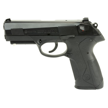 "Beretta PX4 Storm, Semi-automatic, Double Action, Full Size Pistol, 40SW, 4"" Barrel, Polymer Frame, Black Finish, 10Rd, 2 Mags, Picatinny Rail, Ambidextrous, 3 Dot Sights JXF4F20, UPC : 082442817293"