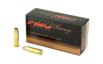 PMC Bronze, 357MAG, 158 Grain, Full Metal Jacket, 50 Round Box 357A, UPC :741569050173