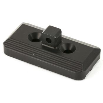Ergo Grip KeyMod Bipod Mount, Fits Harris Style Bipods, Black Finish 4232-BK, UPC :874748006033