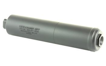 "Griffin Armament GP7 (General Purpose), Suppressor, 7.23"", 30 Caliber, 17-4PH Stainless Steel, Black Finish, 15.3 oz, Direct Thread GAGP7, UPC :791154080993"