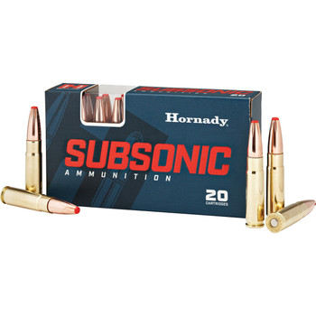 Ammunition - Centerfire Rifle Ammunition - 300 AAC Blackout (7 62