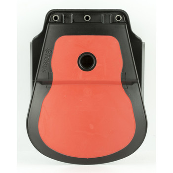 Fobus Paddle Magazine Pouch, Fits Double Magazine Glock 36, Black 6936GNDP, UPC :676315035473