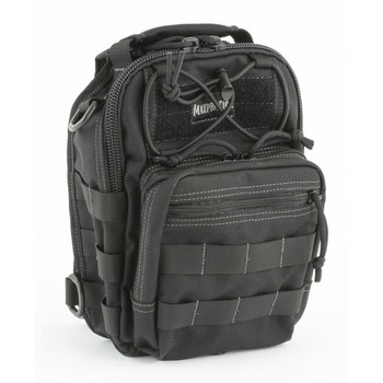 Maxpedition Gearslinger Remora, SlingBag, Black 0419B, UPC :846909002673