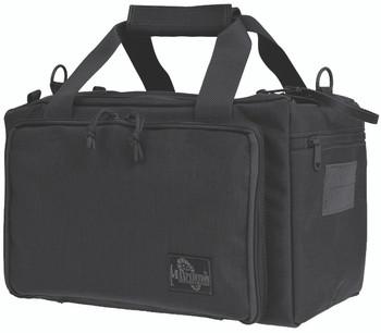 "Maxpedition Compact Range Bag, 13""x10""x7"", Black 0621B, UPC :846909009023"