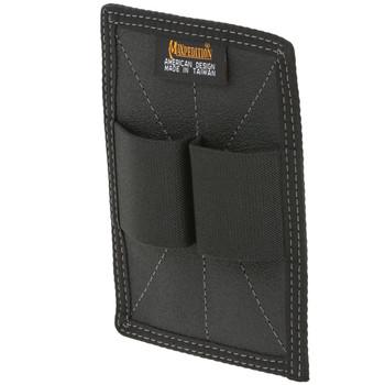 Maxpedition Magazine Pouch Insert, Holds 2 Magazines, Ambidextrous, Black 3503B, UPC :846909002543