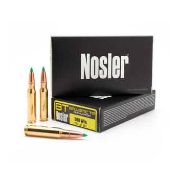 Nosler Ballistic Tip Hunting, 308 Win, 165 Grain, Ballistic Tip, 20 Round Box 40063, UPC : 054041400633