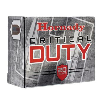 Hornady Critical Duty, 357MAG, 135 Grain, FlexLock Duty, 25 Round Box 90511, UPC : 090255905113