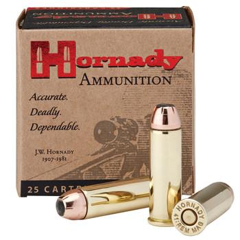Hornady Custom, 41 Mag, 210 Grain, XTP, 20 Round Box 9077, UPC : 090255390773