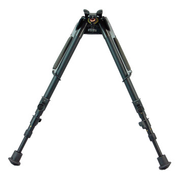 "Harris Engineering Bipod, Fixed, 12""-25"", Black 1A225, UPC : 051156112253"