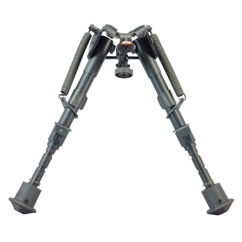 "Harris Engineering Bipod, Fixed, 6""-9"" Leg Notch, Black 1A2BRM, UPC : 051156113083"