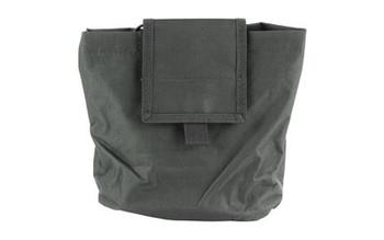 NCSTAR Folding Dump Pouch, Nylon, Black CVFDP2935B, UPC :814108017323