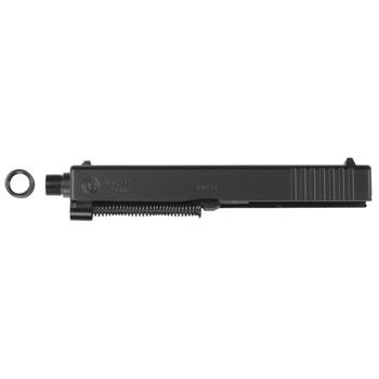 Tactical Solutions TSG-22, Conversion Kit, 22LR, Black, 10 Round Magazine, Threaded Barrel, Fits Glock 19/23, Does Not Fit Gen 5 Models TSG-22 19/23 TE, UPC :879971002623
