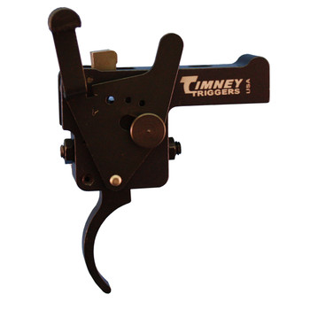 Timney Triggers Trigger, Fits Weatherby Vanguard, Howa 1500, Mossberg 1500, Black 611, UPC : 081950006113