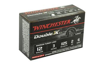 "Winchester Ammunition Supreme Double X Magnum Turkey, 12 Gauge, 3"", #6, 2 oz., Shotshell X123MXCT6, UPC : 020892002043"