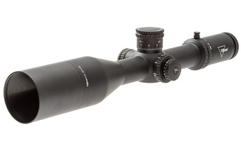 Trijicon AccuPower Rifle Scope, 4.5-30X56mm, 34mm Main Tube Front Focal Plane Red/Green MRAD Reticle, Matte Finish RS30-C-1900033, UPC :719307402713