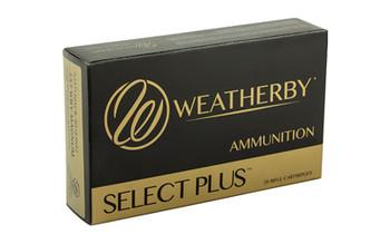 Weatherby Select Plus Ammunition, 257 Weatherby, 110 Grain, Nosler AccuBond, 20 Round Box N257110ACB, UPC :747115416233