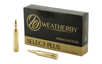 Weatherby Select Plus Ammunition, 257 Weatherby, 110 Grain, Nosler AccuBond, 20 Round Box N257110ACB, UPC :747115416233