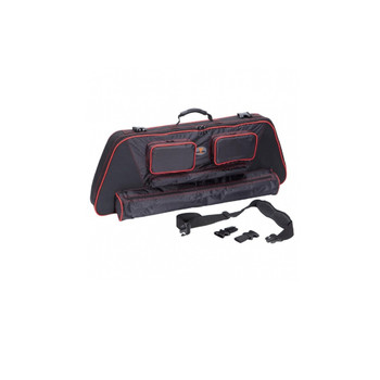 ".30-06 Outdoors 41"" Slinger Bow Case System w/Red Accent, UPC :147164610413"